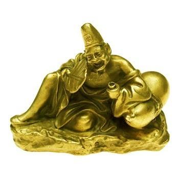 Bronze Ji Gong