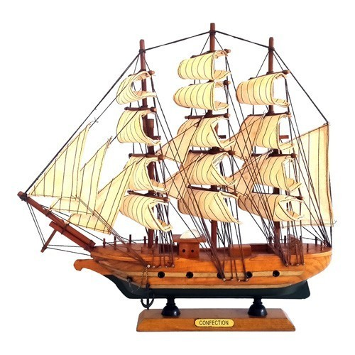 The Sailing Ship of Wealth