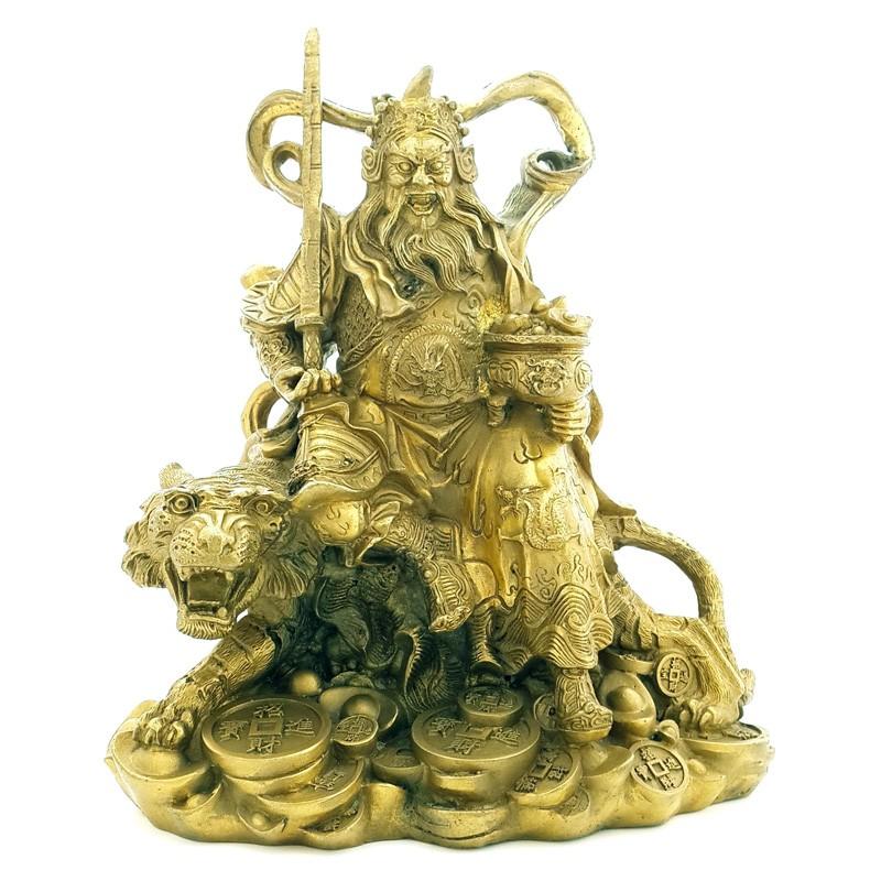 The Majestic Military Wealth God - Wu Chai Shen
