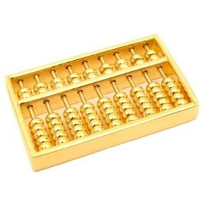Mini Golden Abacus