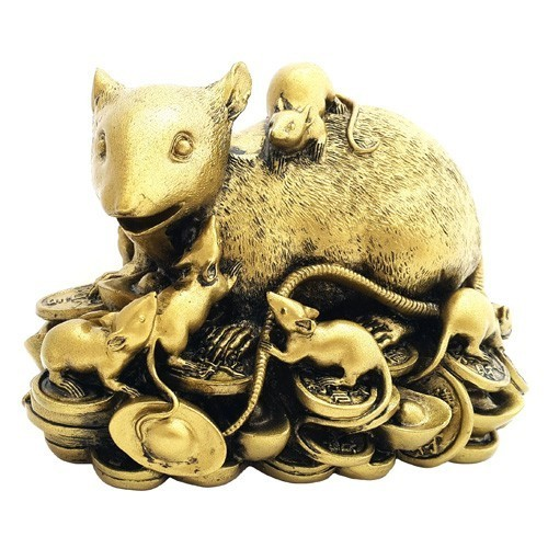 The Mongoose Enhance Good Fortune and Wealth Luck
