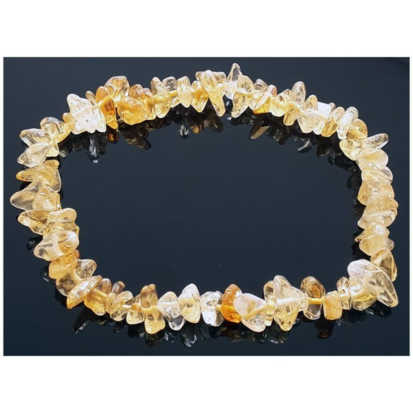 Natural Citrine Bracelet To Enhance Wealth Luck
