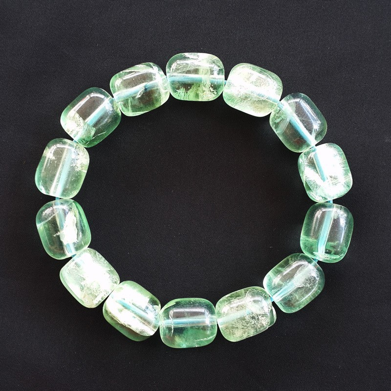 Natural Fluorite Bracelet