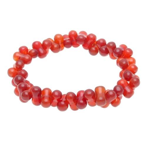 Red Agate Bracelet - 8 Shape for Period-8