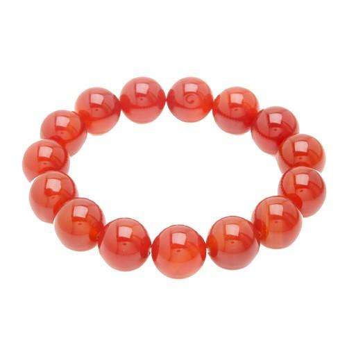 Red Agate Bracelet - 14mm ( Special Offer )