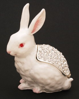 Bejeweled Auspicious Rabbit