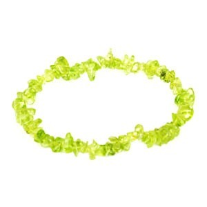 Peridot Bracelet for Protection and Good Luck