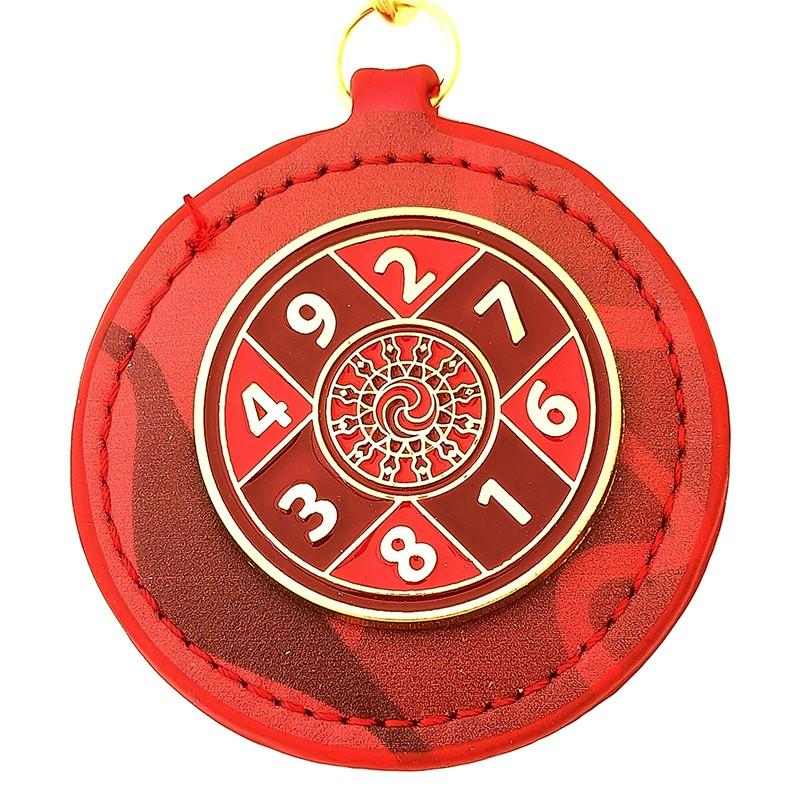 The Red Sum of Ten Amulet