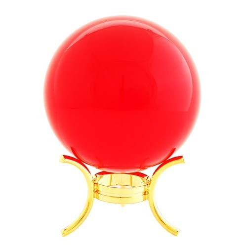 Feng Shui Red Crystal for Fame and Recognition
