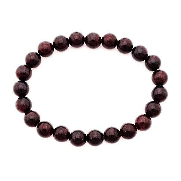 Red Garnet For Love - 8mm