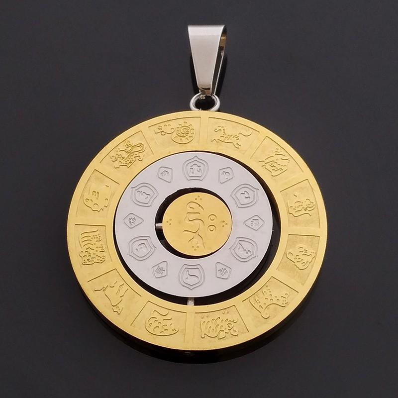 Self Protection Amulet Pendant