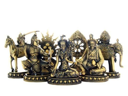 Seven Precious Royals