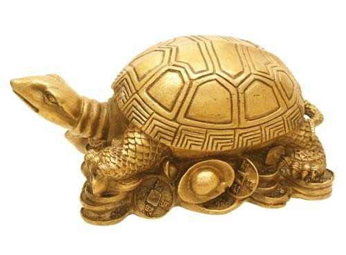 Bronze Large Tortoise
