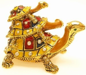 Bejeweled Tortoise of Harmony