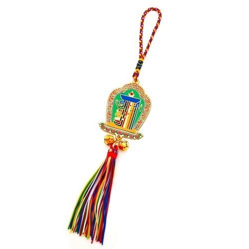 Tenfold Kalachakra Protection Tassel