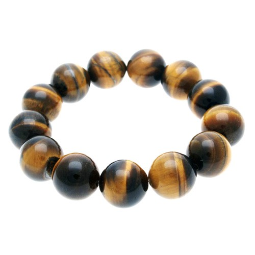 Tiger Eye Bracelet for Career - 16mm