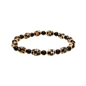 Treasure Form (Poh Phing) Dzi Beads Bracelet