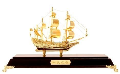 The Golden Wealth Ship(BT-11GP)