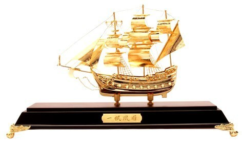 The Golden Wealth Ship(BT-092GP)