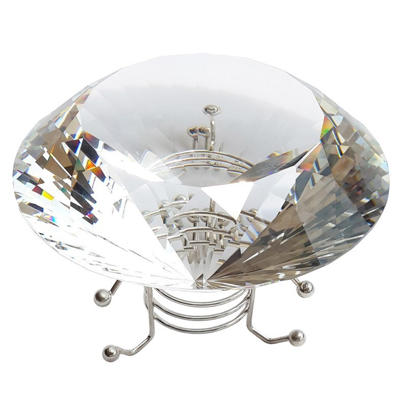 White Wish fulfilling Crystal for Creativity and Education Luck