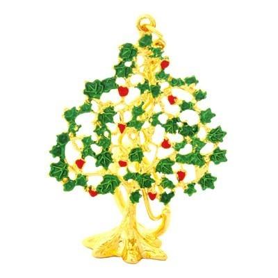 Wish Fulfilling Tree Keychain