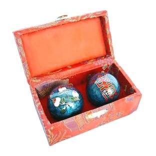 The Ying Yang Health Balls - Fuk Luk Sau